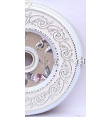 B&S Lighting B&S LIGHTING RND2WG042-32 INCH CEILING MEDALLION INCH