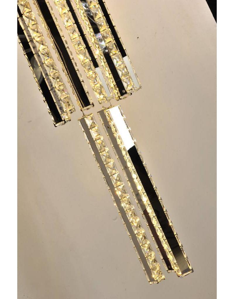 """B&S Lighting DETROIT-L-20""""X49""""(309W)CHANDELIER"""