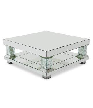 B&S Lighting VANCE COCKTAIL TABLE B 48X48X20 INCHES