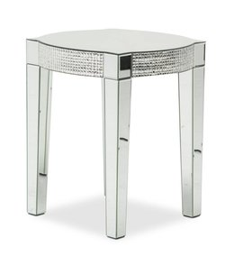 B&S Lighting BETA SIDE TABLE C 20X20X24 INCHES