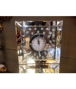 B&S Lighting BETA CLOCK 10X10X3 INCH