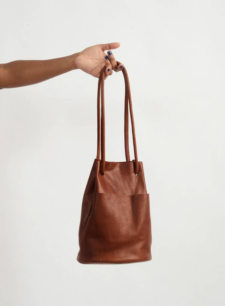 ARE Studio Tube Bag - Wine