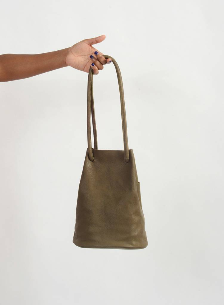 ARE Studio Tube Bag - Olive