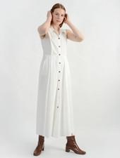 Jubilee Dress - Off White