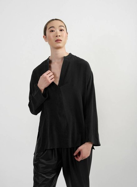 Avery Blouse - Black