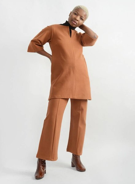 Topher Tunic - Rust