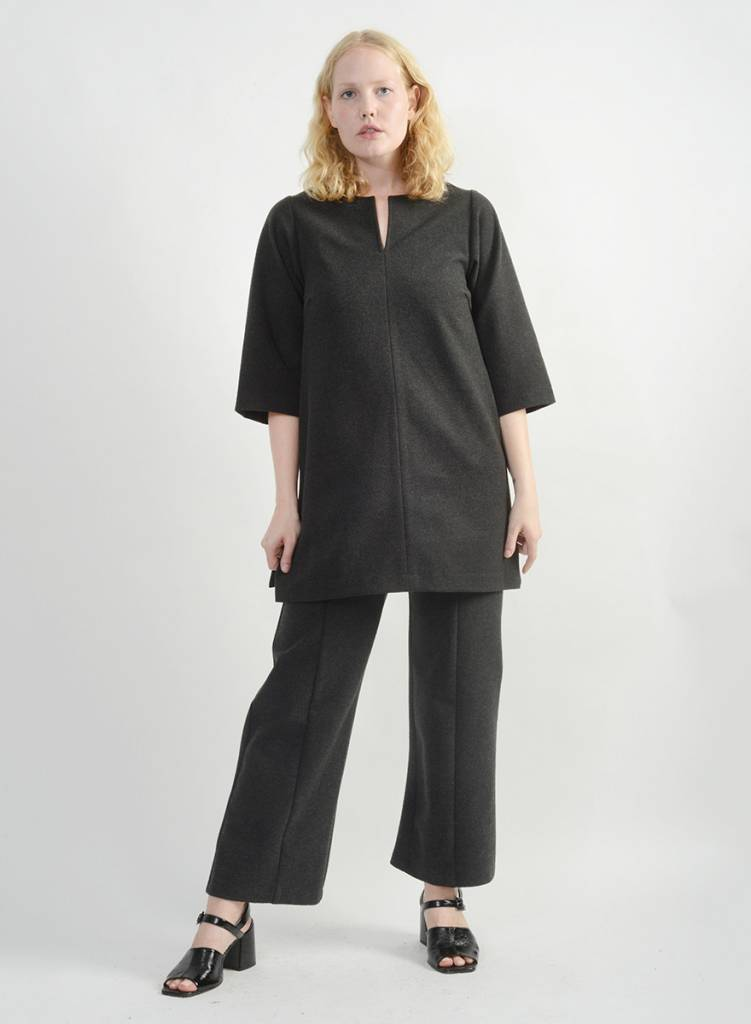 Topher Tunic - Dark Grey