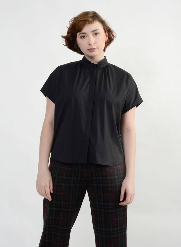 Frenchie Classic Shirt - Black