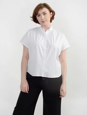 Frenchie Classic Shirt - White