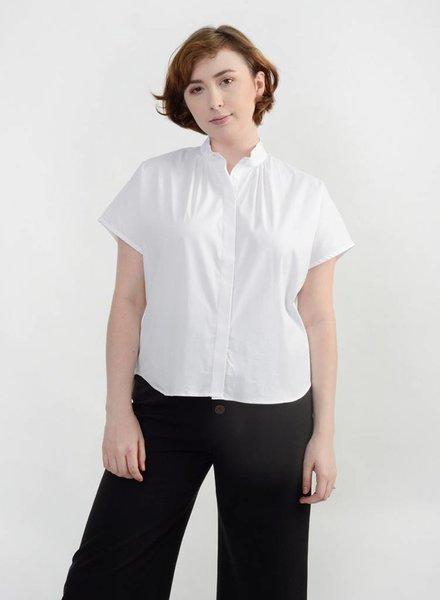 Frenchie Classic Shirt - White