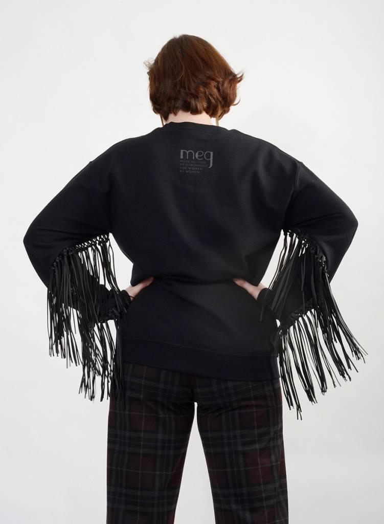 Fringy Sweatshirt
