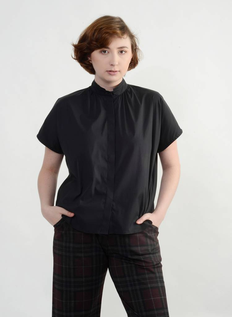 Frenchie Classic Shirt - Black