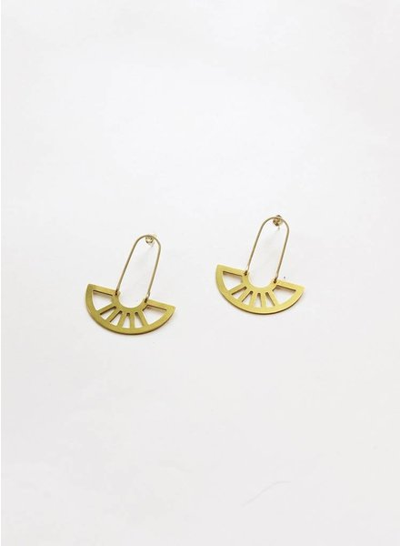 Betsy & Iya Coro Earrings