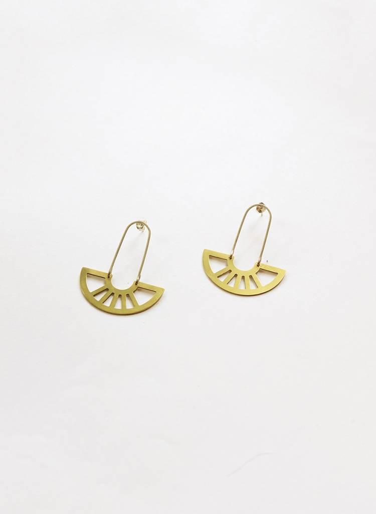 Betsy & Iya Coro Earrings
