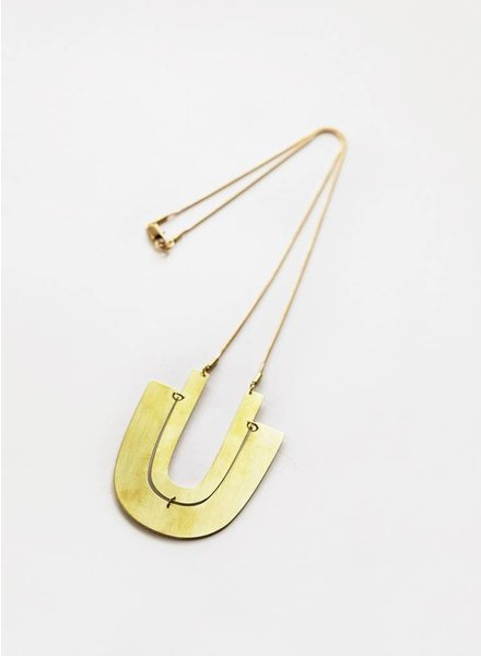 Lumafina Double Linu Necklace