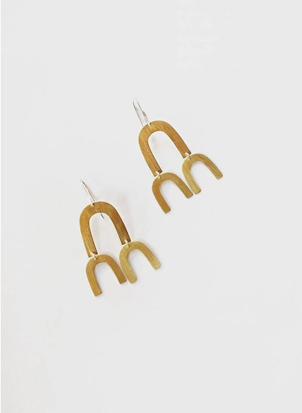 Lumafina Linu Balance Earrings