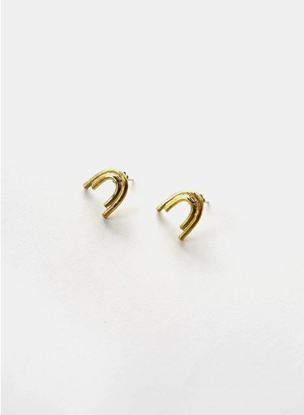 Lumafina Ursa Stud Earrings