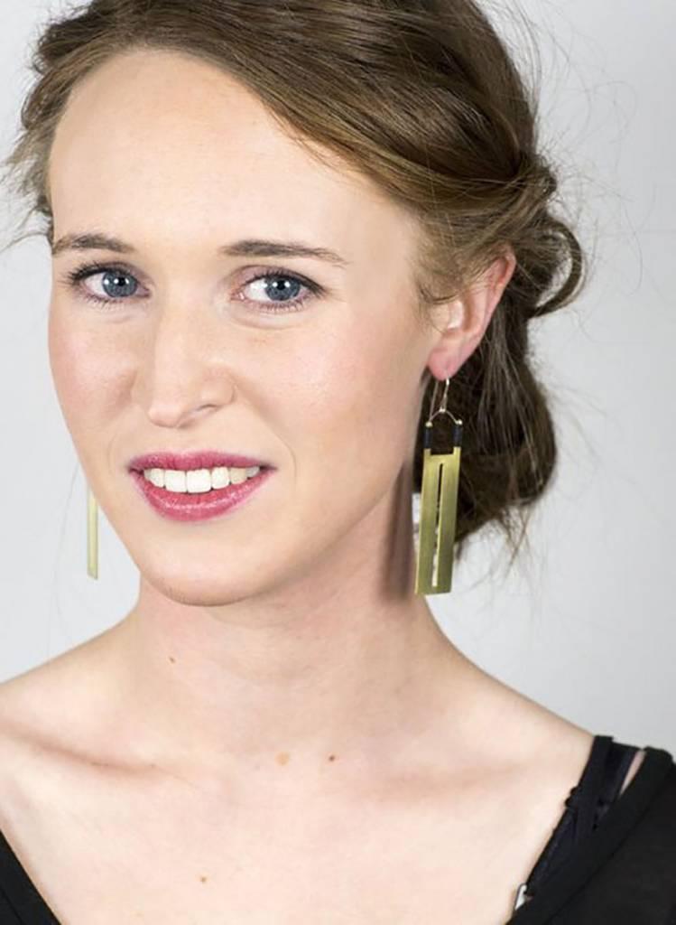 Betsy & Iya Oscura Earrings