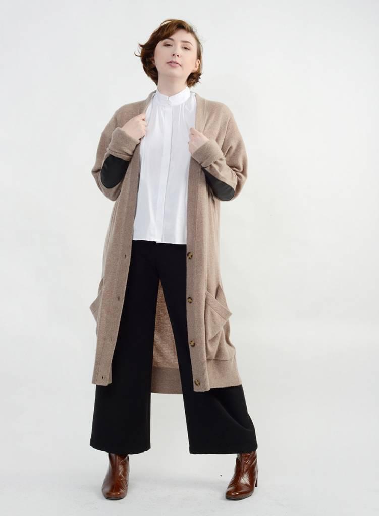 Cardigan Sweater - Taffy