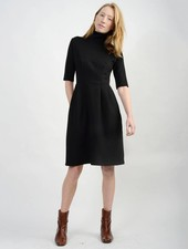 Nun Dress - Black