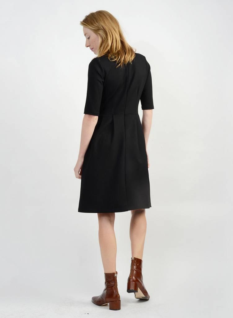 Nun Dress - Black