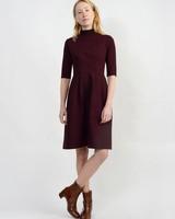 Nun Dress - Wine