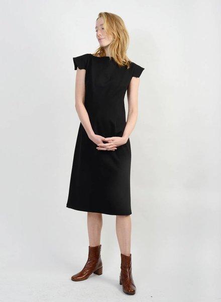 Viper Dress- Black