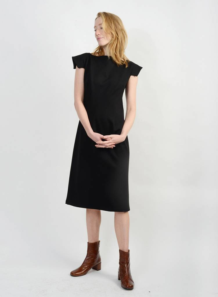 Viper Dress - Black