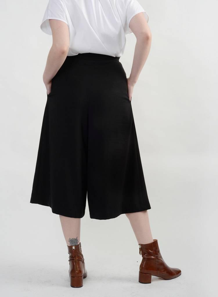 Derby Culotte - Black