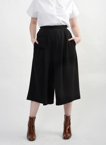 Derby Culotte - Black