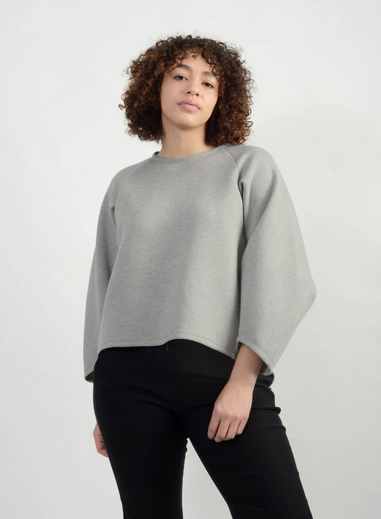 Spongy Angles Sweater