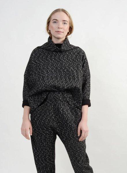 Copotto Sweater - White/Black