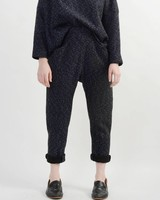 Copotto Pant - Blue/Black