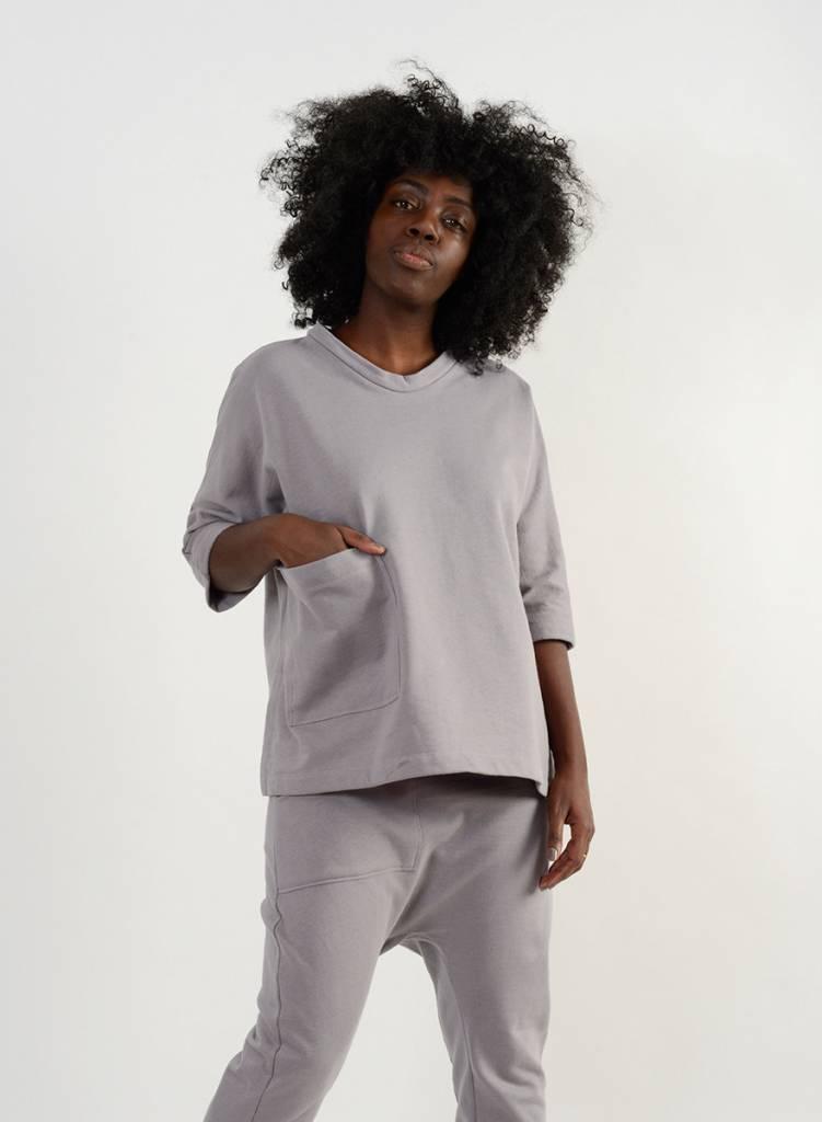 Brandon T Shirt - Grey