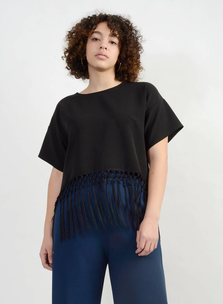 Fringy Top