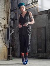 Airflow Dress - Black