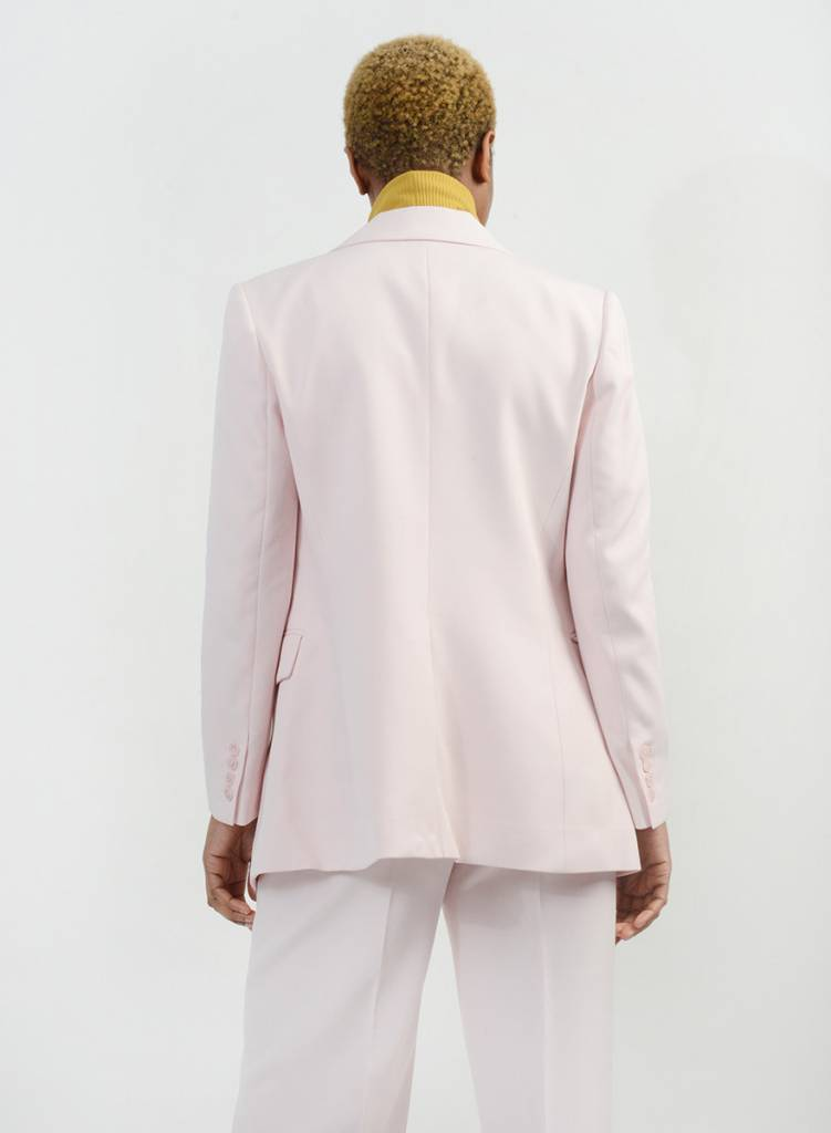 Holden Blazer - Pale Pink