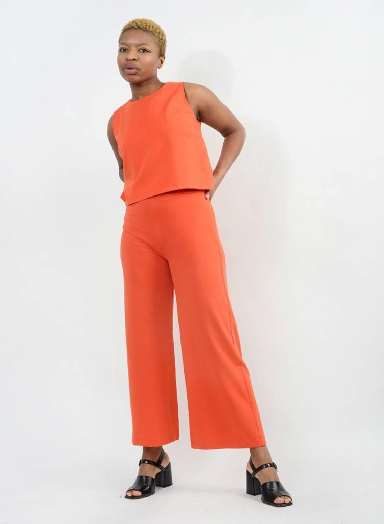Spring Scorpio Pant - Orange