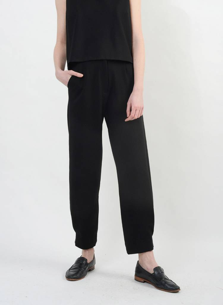 Spring LeMaire Pant - Black