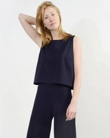 Shell Top - Navy