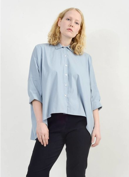 Big Dolman Shirt - Dove