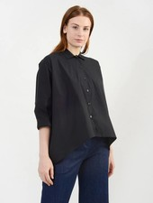 Big Dolman Shirt - Black