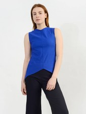 Spring Arrow Top - Royal