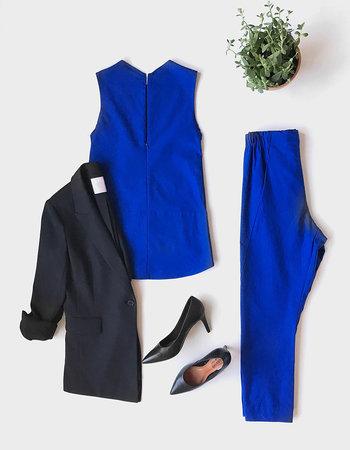 Styled by Blu
