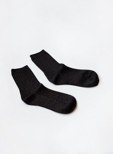 Le Bon Socks - Copper Black