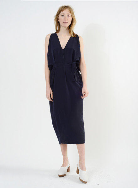 Airflow Dress - Navy