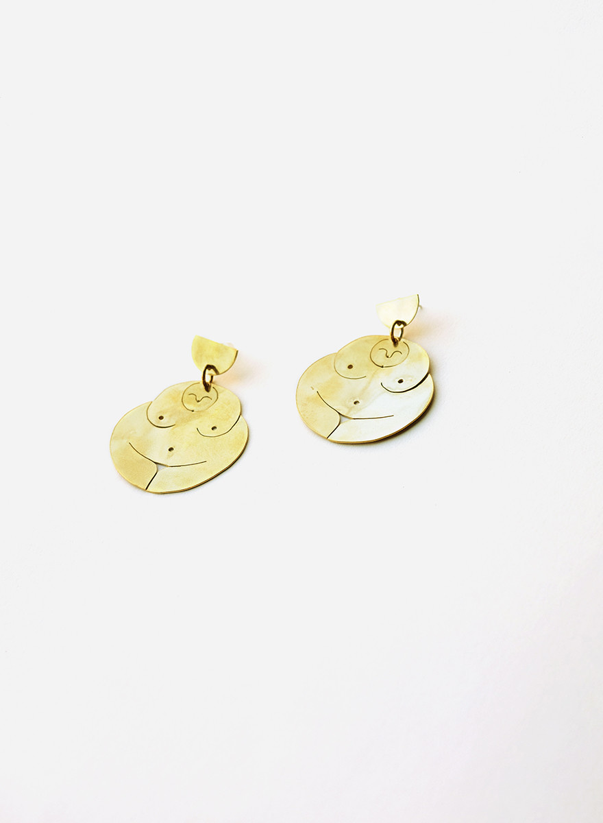 Other OHME - Babe Earrings