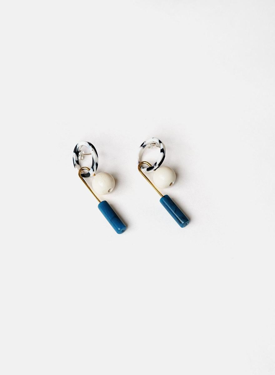 Sew-A-Song - Leah Earrings