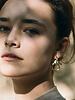 Sew-A-Song - Linked Hoop Earrings