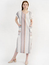 Straight Lazy Dress - Multi